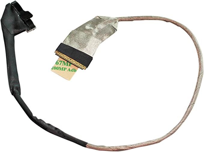 Gintai LCD Video Screen Cable Replacement for HP G62-415NR G62-420CA G62-423CA G62-435DX 5pcs
