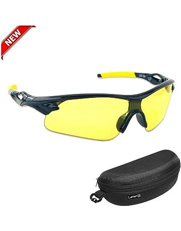 b31d8ddab0ac iLumen8 Best Shooting Glasses UV Blacklight Flashlight Yellow Safety Eye  Protection See Dog Cat Urine with