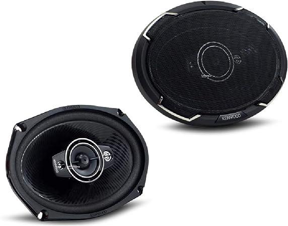 Kenwood Kfc Ps6986 Coaxial Speakers 4 Way 6x9 600w Audio Hifi