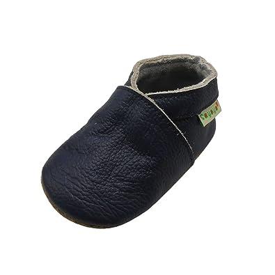 Amazon.com: Sayoyo menor mejor bebé suave suela Prewalkers ...