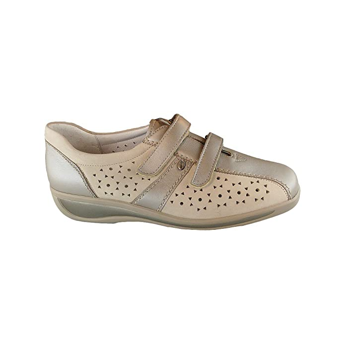 ara 12-37455-18, Baskets Pour Femme - Beige - Beige, 38.5