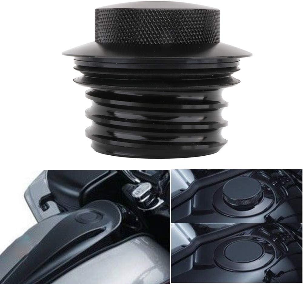 Anxin Schwarze Pop Up Tankdeckelverschluss Für Flüssigkeitsbehälter Zum Einschrauben Belüfteter Kraftstofftank Auto