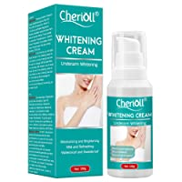 Body Cream - Cream for Armpits, Intimate Parts, Between Legs - with Collagen - Effective...