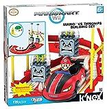 K'NEX Nintendo Mario Kart Wii  Mario versus The Thwomps Building Set, 139 pieces