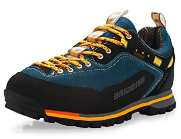 GNEDIAE Hike Trekking Wanderhalbschuhe Outdoor Sport Wander Schuhe Walking  Wanderstiefel Boots für Herren Damen 40- 12c44b8de5