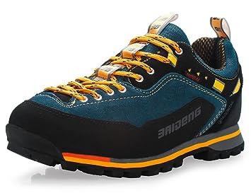 0bd5e6981e97af GNEDIAE Hike Trekking Wanderhalbschuhe Outdoor Sport Wander Schuhe Walking  Wanderstiefel Boots für Herren Damen 40-