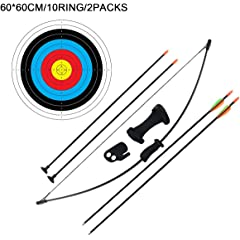 Hunting Bow & Arrow Humorous Archery Clip Feather Stick Kit Bow Arrow Feather Device Accessories Outdoor Shooting Hunting Tactical Supplies Fletching Jig