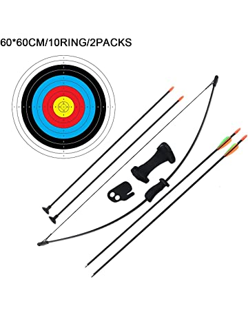 5377f5bd4e6 Outdoor Youth Recurve Bow and Arrow Set Children Junior Archery Training Toy  Teams Game Gift