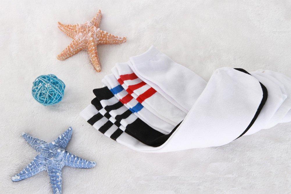 Ewandastore 1 Pair Toddlers Kids Girls Boys Cotton Bootie Knee High Long Soccer Socks Team Socks for 1-3 Years old