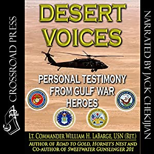 Desert Voices Audiobook