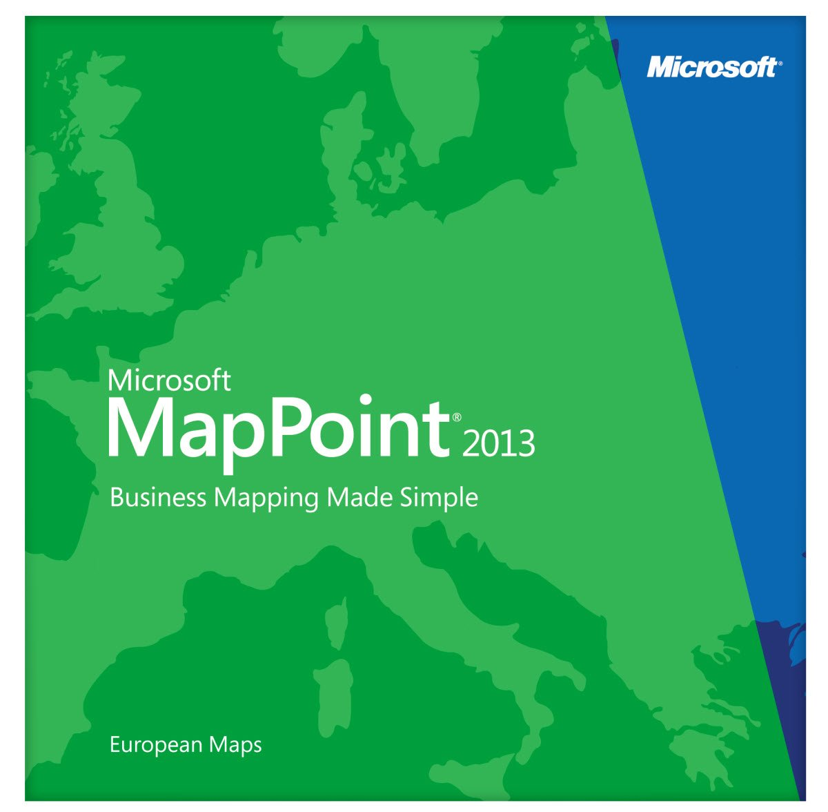 Mappoint Updates