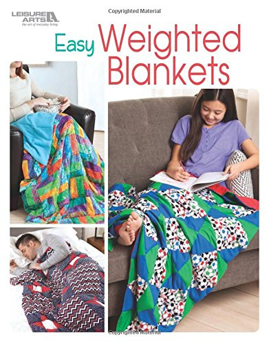 Easy Weighted Blanket | Sewing | Leisure Arts (7057)