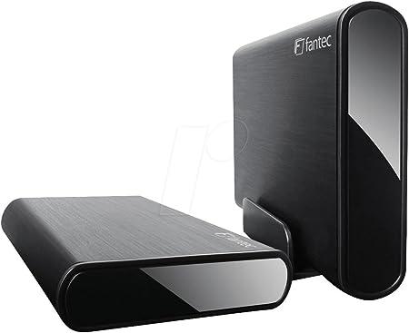 Fantec Db Alu3e Externe Festplatte 3tb 3 5 Zoll Schwarz Amazon De Computer Zubehör