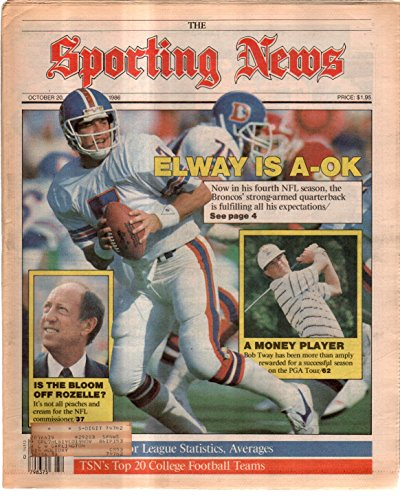 Broncos Newspapers, Denver Broncos Newspaper, Broncos