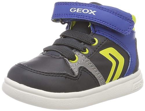 Geox B Djrock Boy A, Zapatillas para Bebés: Amazon.es: Zapatos y complementos