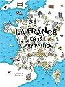 La France en 15 labyrinthes par Claire Le Meil