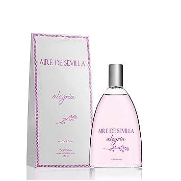 Aire de Sevilla Alegría - Perfume para Mujer - EDT 150 ML ...