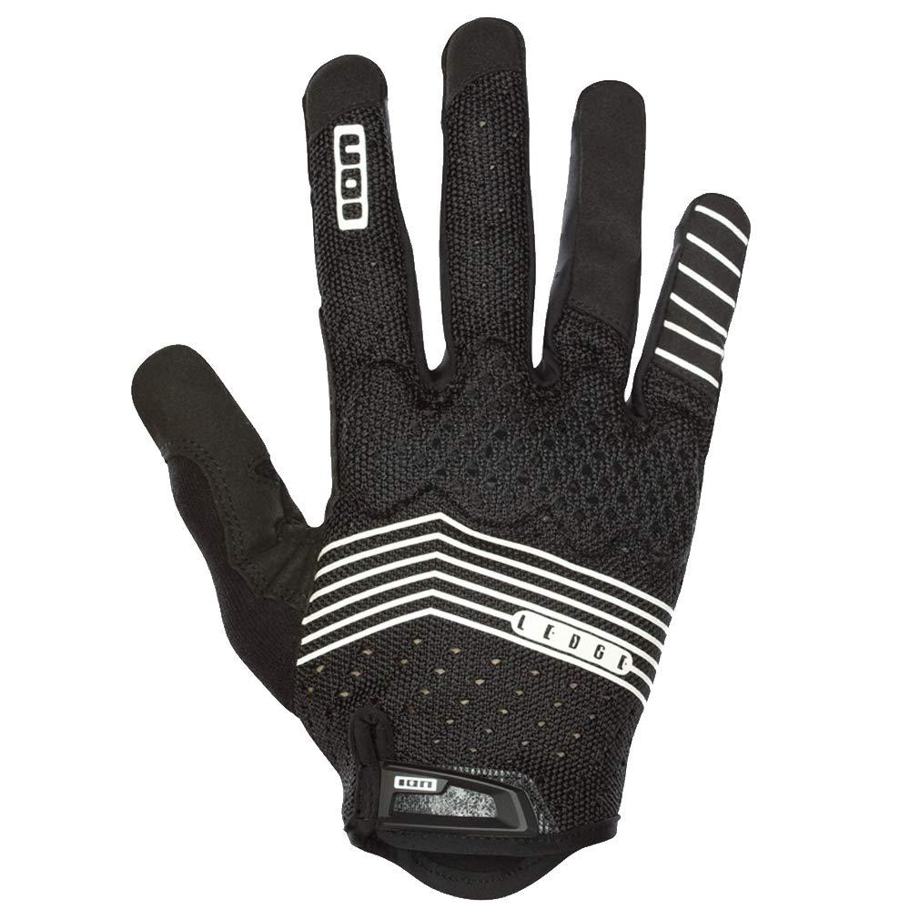Gr/ö/ße L Ion Ledge MX DH FR Fahrrad Handschuhe lang schwarz//wei/ß 2018