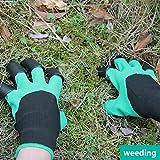 yofit Garden Genie Gloves,gloves with claws