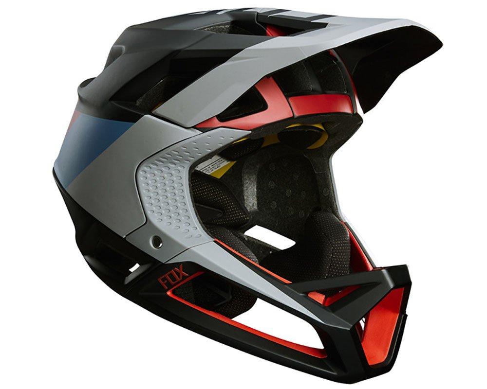 FOX(フォックス) PROFRAME(プロフレーム) (ドラフターブラック) ヘルメット(MIPS) M(56-58cm)  B07C75PC5T