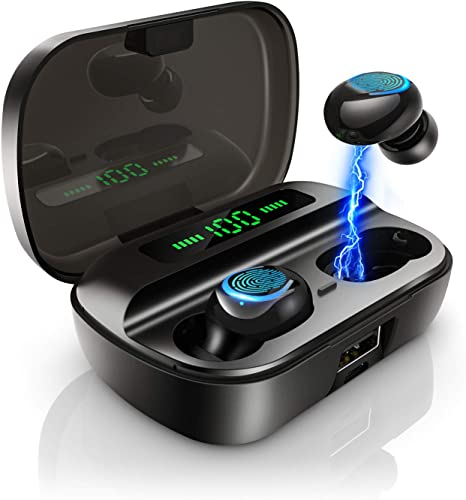 Bluetooth Kopfhörer In Ear Acescreen Kabellose Elektronik