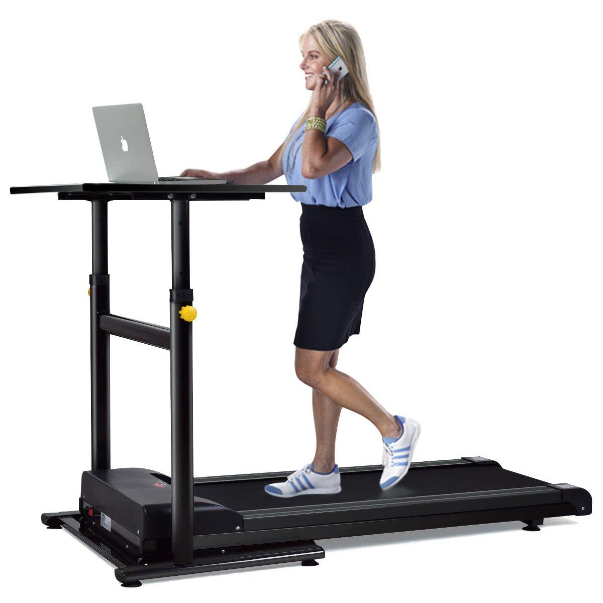 sports com outdoors under thinline amazon treadmill pro dp proform desk workout