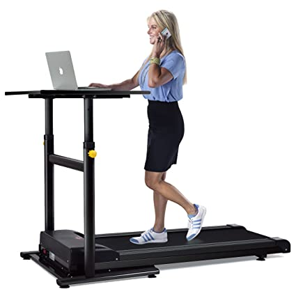 Delicieux Goplus Treadmill Desk Standing Walking Treadmill Electric Machine  W/Tabletop Height Adjustable Treadmill Workstation Perfect