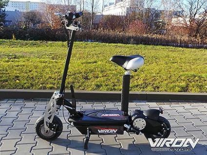 VIRON - Patinete eléctrico 800 W.: Amazon.es: Deportes y ...