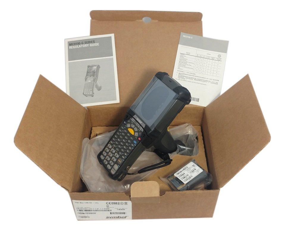 Motorola MC9190 Handheld Computer - MC9190-G30SWGQA6WR / Windows Mobile 6.5 / 53 Key Vt Keypad / 2D Barcode Scanner