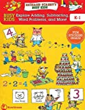 Richard Scarry's Busy Kids Learn Addition, Subtraction and More!, Erica Farber, 1622430891