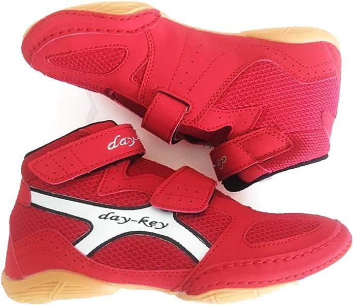 Zapatillas de Boxeo Transpirable de Lucha Libre