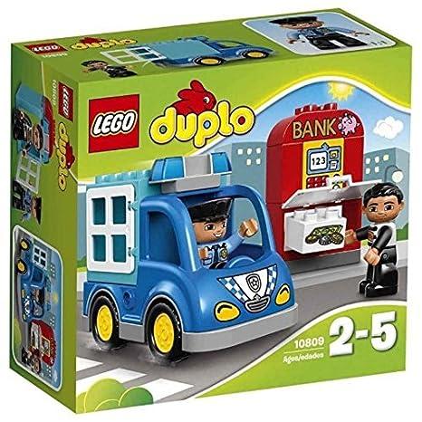 LEGO Patrulla de policía multicolor