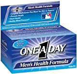 One-A-Day Men's Multivitamin Dietary Supplement, 100-Count Bottles (Pack of 2) For Sale
