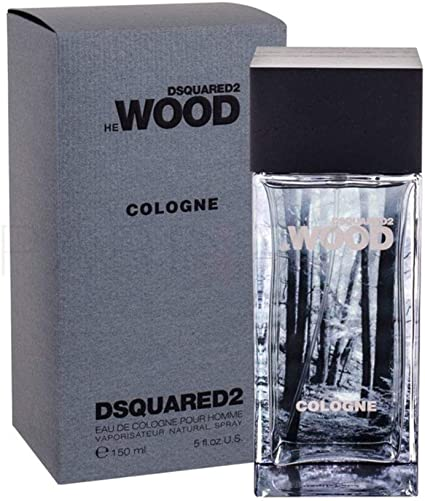 Giosal - Perfume para hombre Dsquared2 He Wood Colonia 150ml: Amazon.es: Belleza