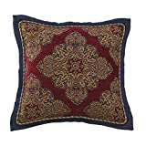 Croscill 2AM-590O0-1441/420 Sebastian Square Pillow Throw Pillow