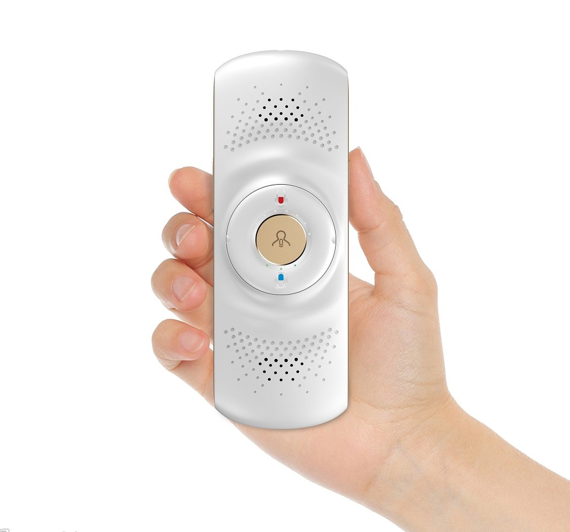 Easy trans 600 Digital Voice Translator White