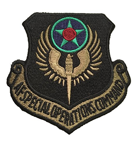 (USAF Special Operations Command Patch - Subdued)