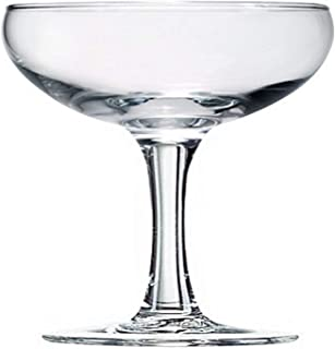 product image for Luminarc Arc International Specialty Cocktail/Coupe/Champ Cup (Set of 12), 5.5 oz, Clear