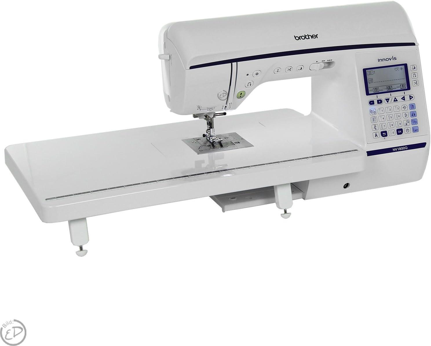 Brother Innov-is 1800Q máquina de coser: Amazon.es: Hogar