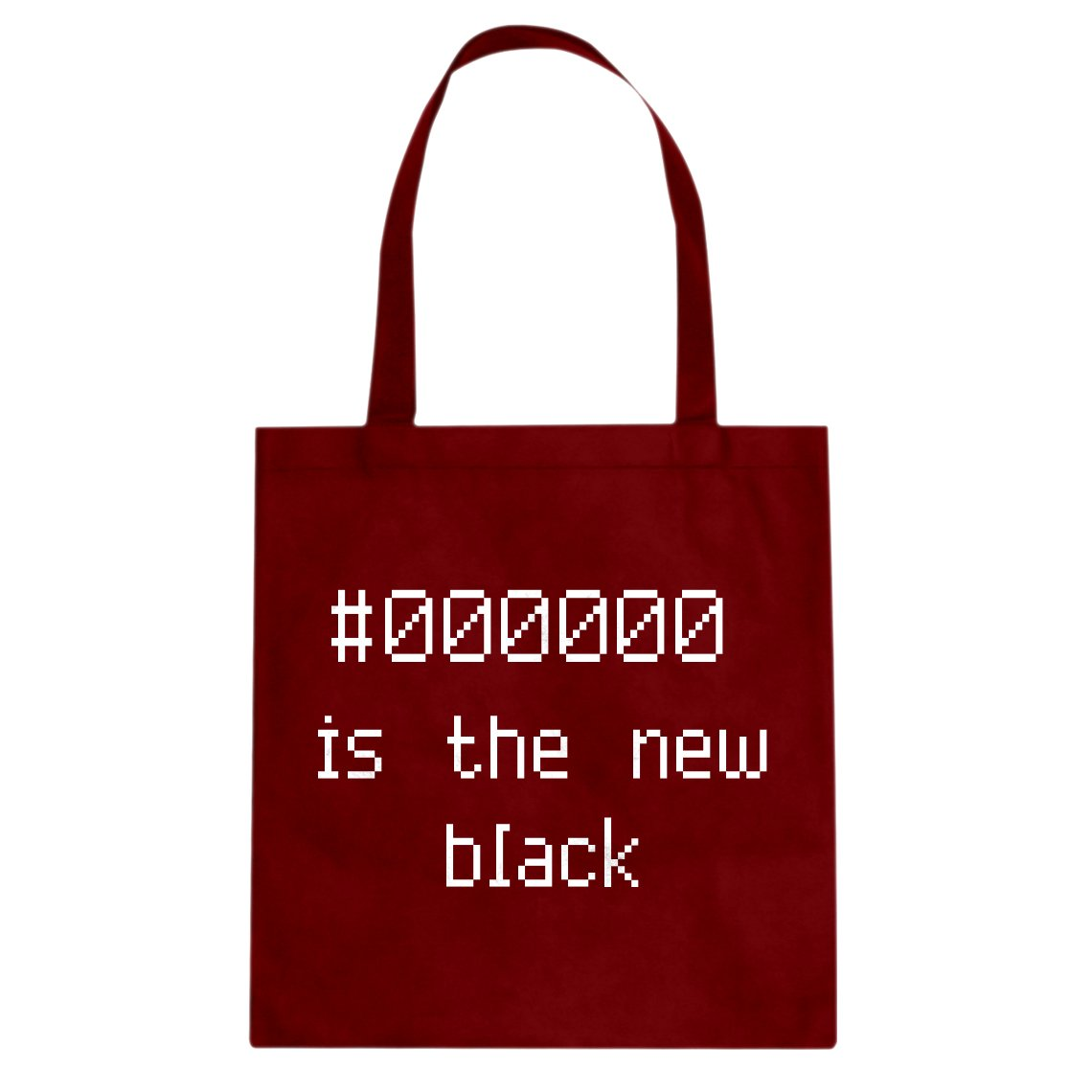 Indica Plateau 000000 is the new black Cotton Canvas Tote Bag