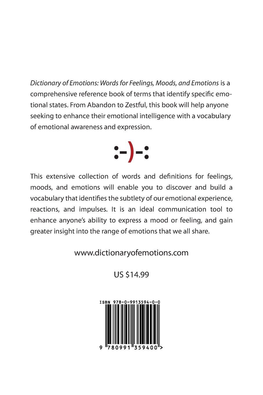 list of emotions and feelings az
