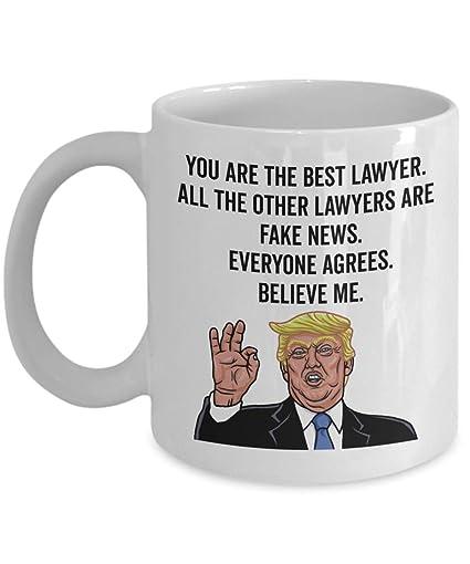 Trump Men Women Office Lawyer Gifts Gift Coffee Mugs