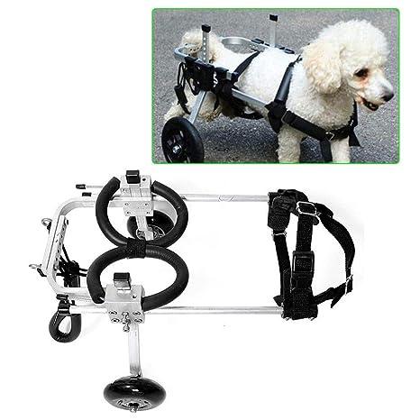 Amazon.com: DY19BRIGHT Carro de mascotas perro silla de ...