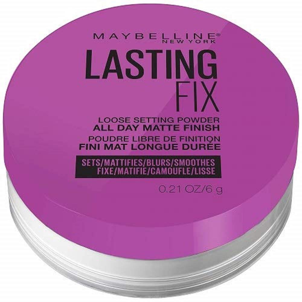 Maybelline New York - Polvos fijadores traslúcidos