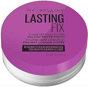Maybelline Lasting fix loose setting Powder, 6 g
