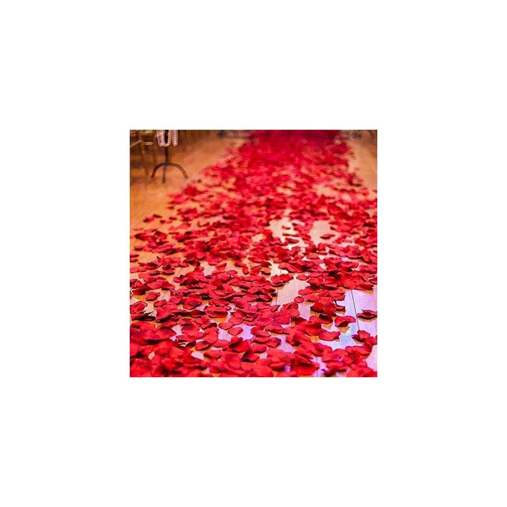 2016-PCS-Dark-Silk-Rose-Petals-Wedding-Flower-Decoration-Artificial-Red-Rose-Flower-Petals-for-Wedding-Party-Favors-Decoration-and-Vase-Home-Decor-Wedding-Bridal-Decoration
