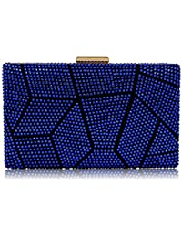 Women Clutches Crystal Evening Bags Clutch Purse Party Wedding Handbags 3beb6dc509a4