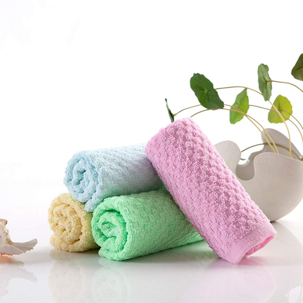 Microfiber Kitchen Dish Cloth Super Absorbent Household Cleaning Towel Supply Sl