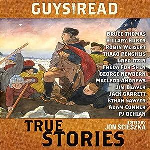 Guys Read: True Stories Audiobook