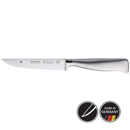 WMF Cuchillo de carne, longitud de hoja 12cm, colección Grand Gourmet